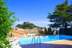 Ref-1357 Apartamento con piscina comunitaria en venta en Begur
